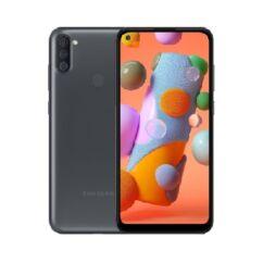 Samsung A115 Galaxy A11 32GB 2GB RAM DualSIM, (Kártyafüggetlen 1 év garancia), Mobiltelefon, fekete