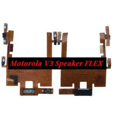 Motorola V3, Átvezető szalagkábel (Flex), (hang)