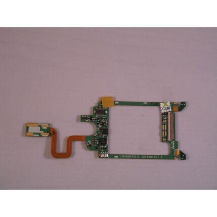 Samsung D480, Átvezető szalagkábel (Flex)