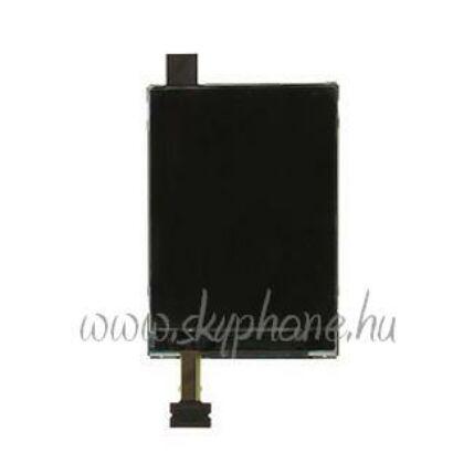 Nokia 6300/6300i/8600, LCD kijelző