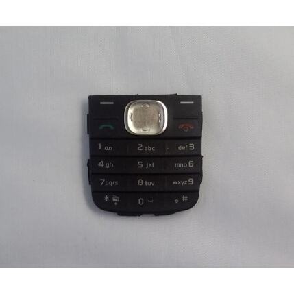 Nokia 1650, Gombsor (billentyűzet), fekete