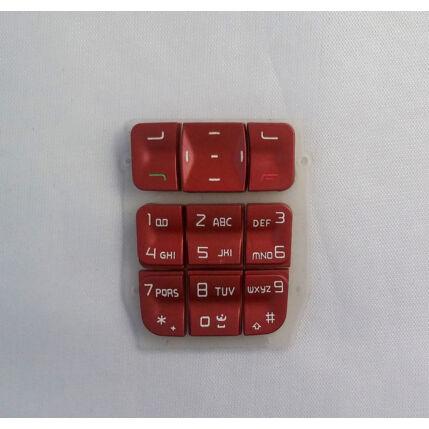Nokia 3220, Gombsor (billentyűzet), piros