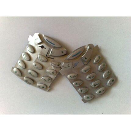Nokia 3310/3330, Gombsor (billentyűzet), ezüst