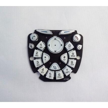 Nokia 3650, Gombsor (billentyűzet), fehér