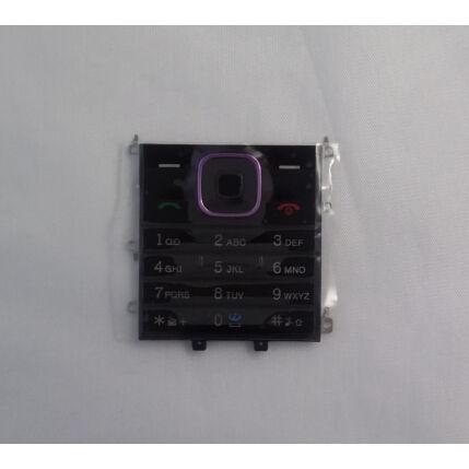Nokia 5000, Gombsor (billentyűzet), fekete-lila