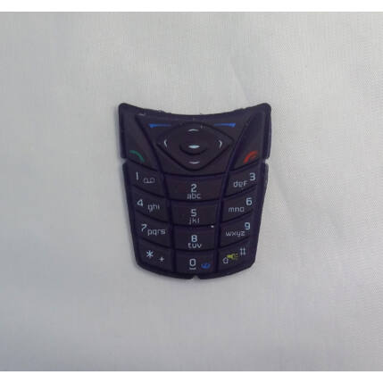 Nokia 5140/5140i, Gombsor (billentyűzet), kék