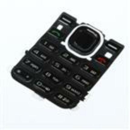 Nokia 5220, Gombsor (billentyűzet), fekete