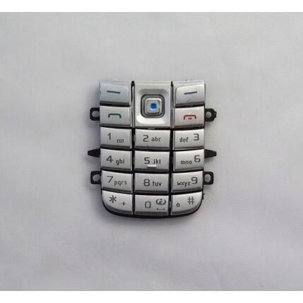 Nokia 6020/6021, Gombsor (billentyűzet), ezüst