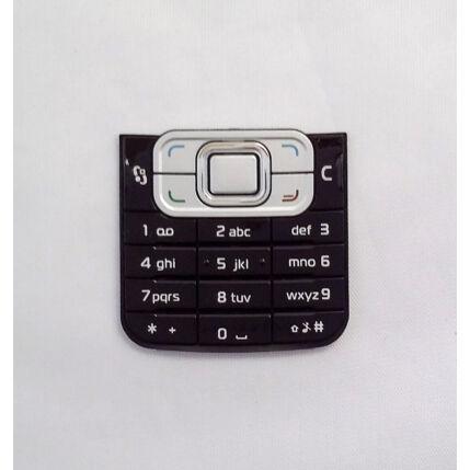 Nokia 6120 Classic, Gombsor (billentyűzet), fekete