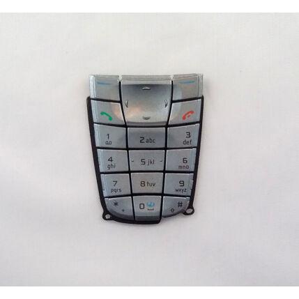 Nokia 6220, Gombsor (billentyűzet), szürke