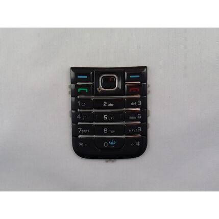 Nokia 6233, Gombsor (billentyűzet), fekete