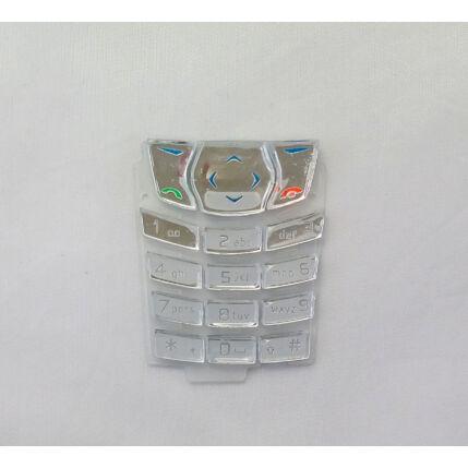 Nokia 6610/6610i, Gombsor (billentyűzet), ezüst