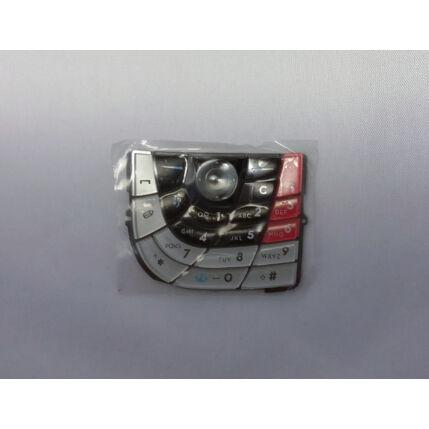 Nokia 7610, Gombsor (billentyűzet), fekete-piros