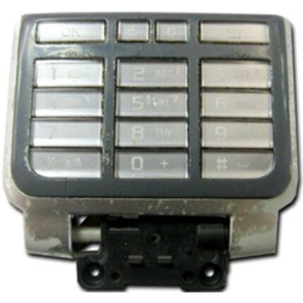 Sony Ericsson P990 + flip, Gombsor (billentyűzet), ezüst