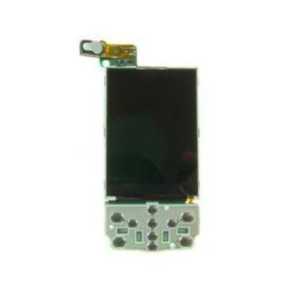 Samsung D820, LCD kijelző, (felső billentyűzettel)