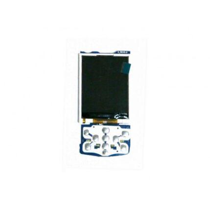 Samsung E250D, LCD kijelző