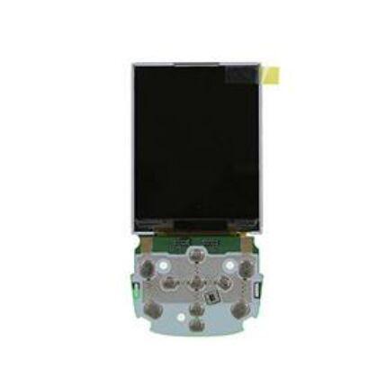 Samsung E740, LCD kijelző, (panellel)