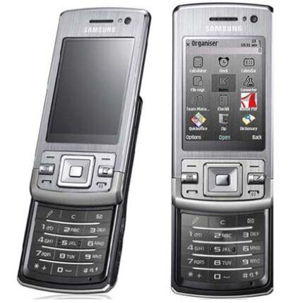 Samsung L870, LCD kijelző, (panellel)