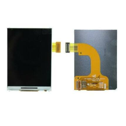 Samsung S3650 Corby, LCD kijelző