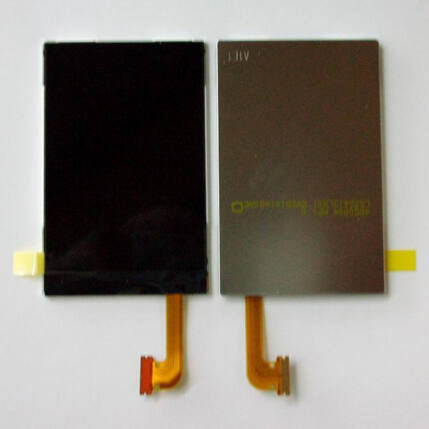 Nokia 6260 Slide, LCD kijelző