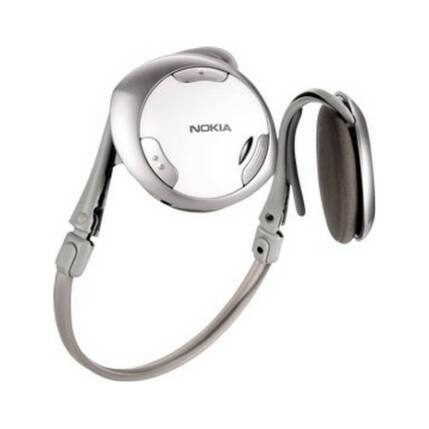 Bluetooth headset, Nokia HS-71W, Stereo*