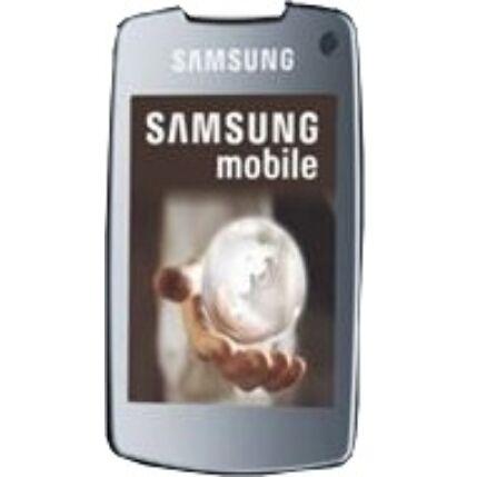 Samsung L760, Plexi, szürke