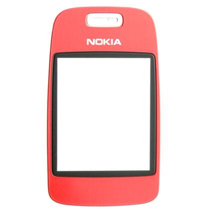 Nokia 6103 belső, Plexi, piros
