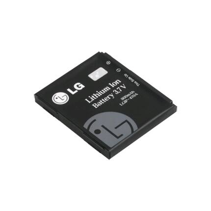 Akkumulátor, LG KE970, KU970, KF600 -LGIP-470A