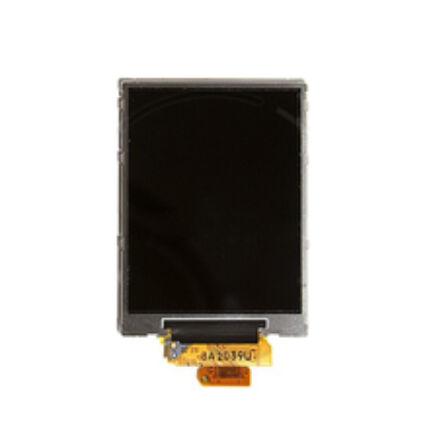 Sony Ericsson W890/T700, LCD kijelző