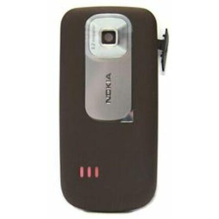Nokia 3600 Slide, Akkufedél, vörösbor