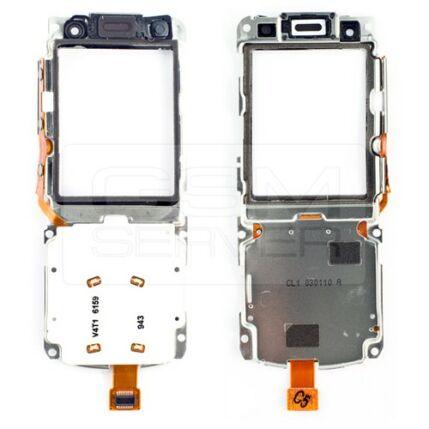 Nokia 5320, Billentyűzet panel, (kerettel)