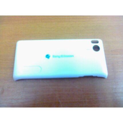 Sony Ericsson U10 Aino, Akkufedél, fehér