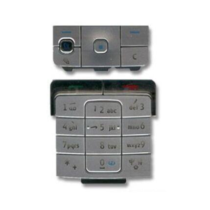 Nokia 6260, Gombsor (billentyűzet), ezüst