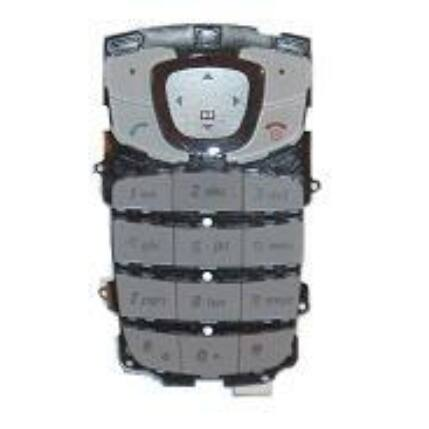 Siemens CF62, Gombsor (billentyűzet)