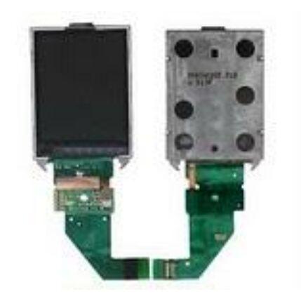 Sony Ericsson V800/Z800, LCD kijelző