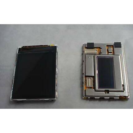 Motorola U6 PEBL, LCD kijelző, (belső + külső)