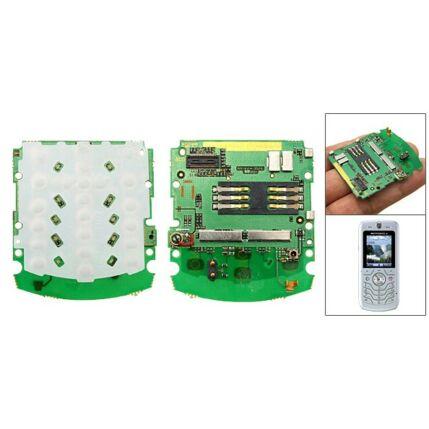 Billentyűzet panel, Motorola L6