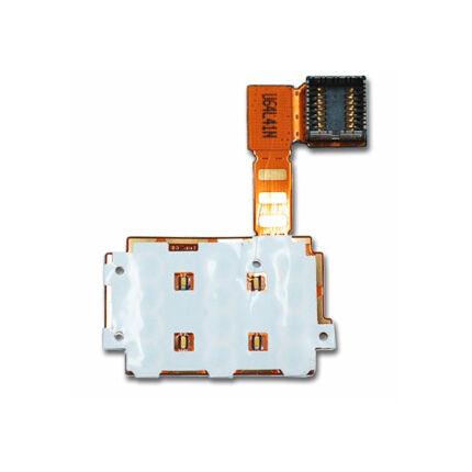 Billentyűzet panel, Nokia 3250 (alsó)