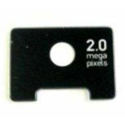 Motorola V3x, Plexi, (kamera)
