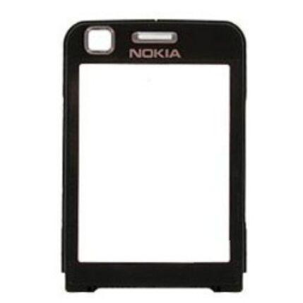 Nokia 6120 Classic, Plexi, fekete