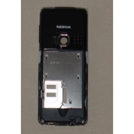 Nokia 6300, Középső keret, fekete - fényes