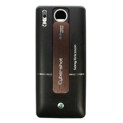 Sony Ericsson K770, Akkufedél, fekete