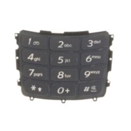 Samsung D900(i) alsó, Gombsor (billentyűzet), fekete
