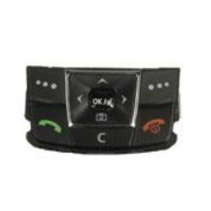 Samsung E250 felső, Gombsor (billentyűzet), fekete