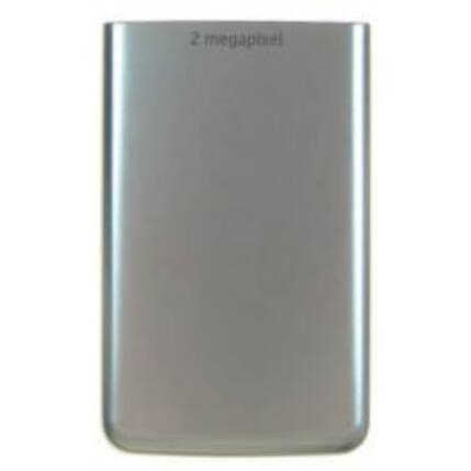 Nokia 6300, Akkufedél, ezüst