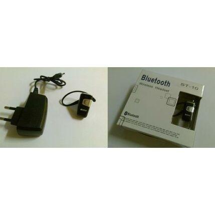 Bluetooth headset, ST-10, ezüst