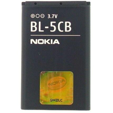 Akkumulátor, Nokia 1208, 6030, N70, 3110, E50 -BL-5CB