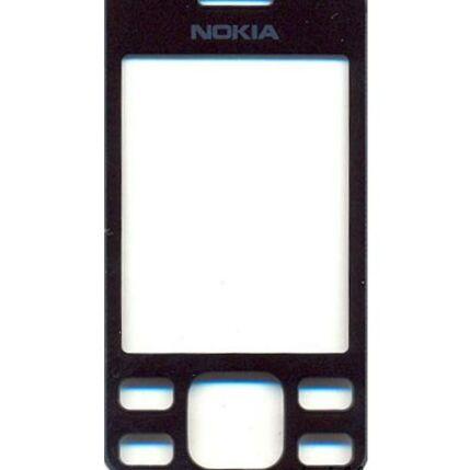 Nokia 6300/6301, Plexi, fekete