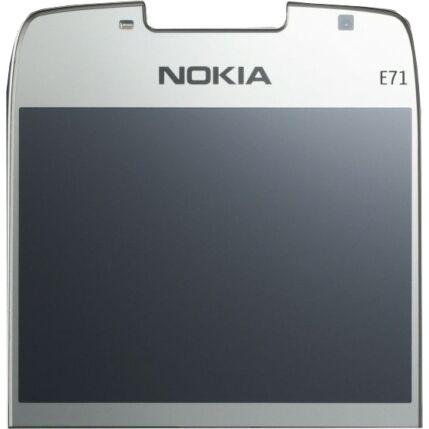 Nokia E71, Plexi, szürke