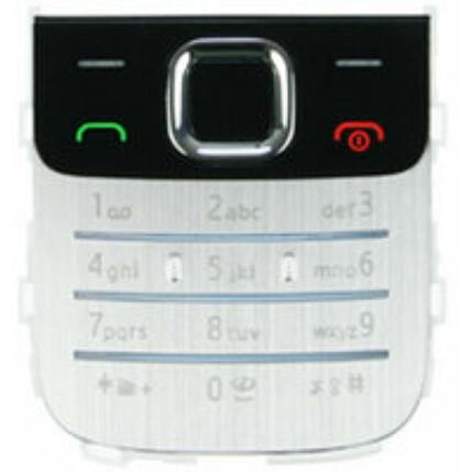 Nokia 2730 Classic, Gombsor (billentyűzet), ezüst